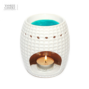 [YANKEE CANDLE] 화이트 타트버너 (White Tart Burner)